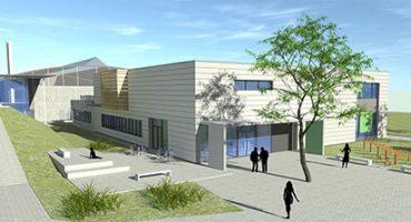 Grafische Zeichnung WoFit in Wolfschlugen - Beratungsprojekt Gründung Sportvereinszentrum der Flowcon Unternehmensberatung