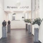 Fitness World Albstadt Eingangsbereich - Kunde Beratung Flowcon Unternehmensberatung