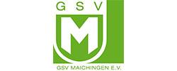 Vereinswappen GSV Maichingen - Auszug unserer Referenzen