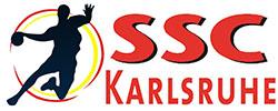 Auszug unserer Referenzen - hier Logo SSC Karlsruhe