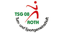 Logo Sportverein TSG Roth - Kunde Flowcon Unternehmensberatung