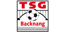 Logo TSG Backnang - Auftraggeber Beratung Sportvereine durch die Flowcon Unternehmensberatung