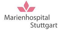 Referenzen Kunden Flowcon Unternehmesberatung - Logo Marienhospital Stuttgart