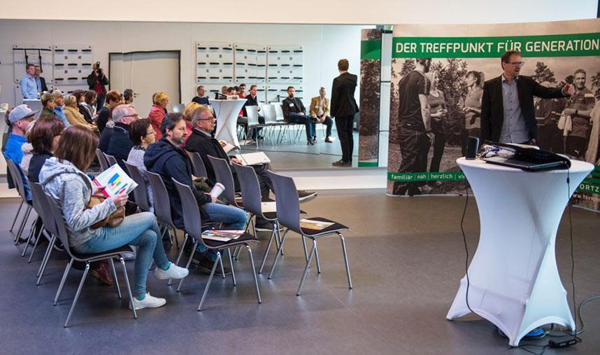 TSV Sportzentrum in Calw Eröffnung 10.11.2017