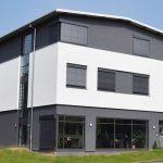 TV Lemgo Kunde der Flowcon Unternehmensberatung - hier Gebäude von außen