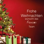 Das Flowcon Team wünscht Frohe Weihnachten