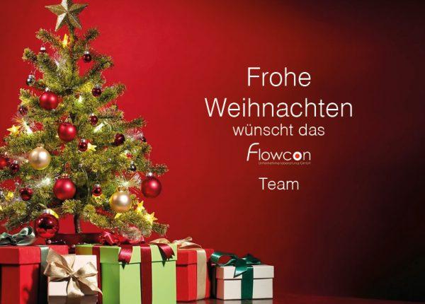 Flowcon Weihnachten