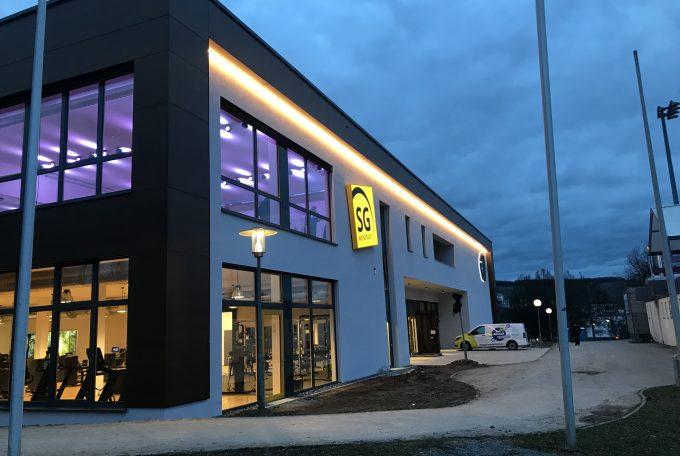 Sportvereinszentrum Weinstadt SGCube