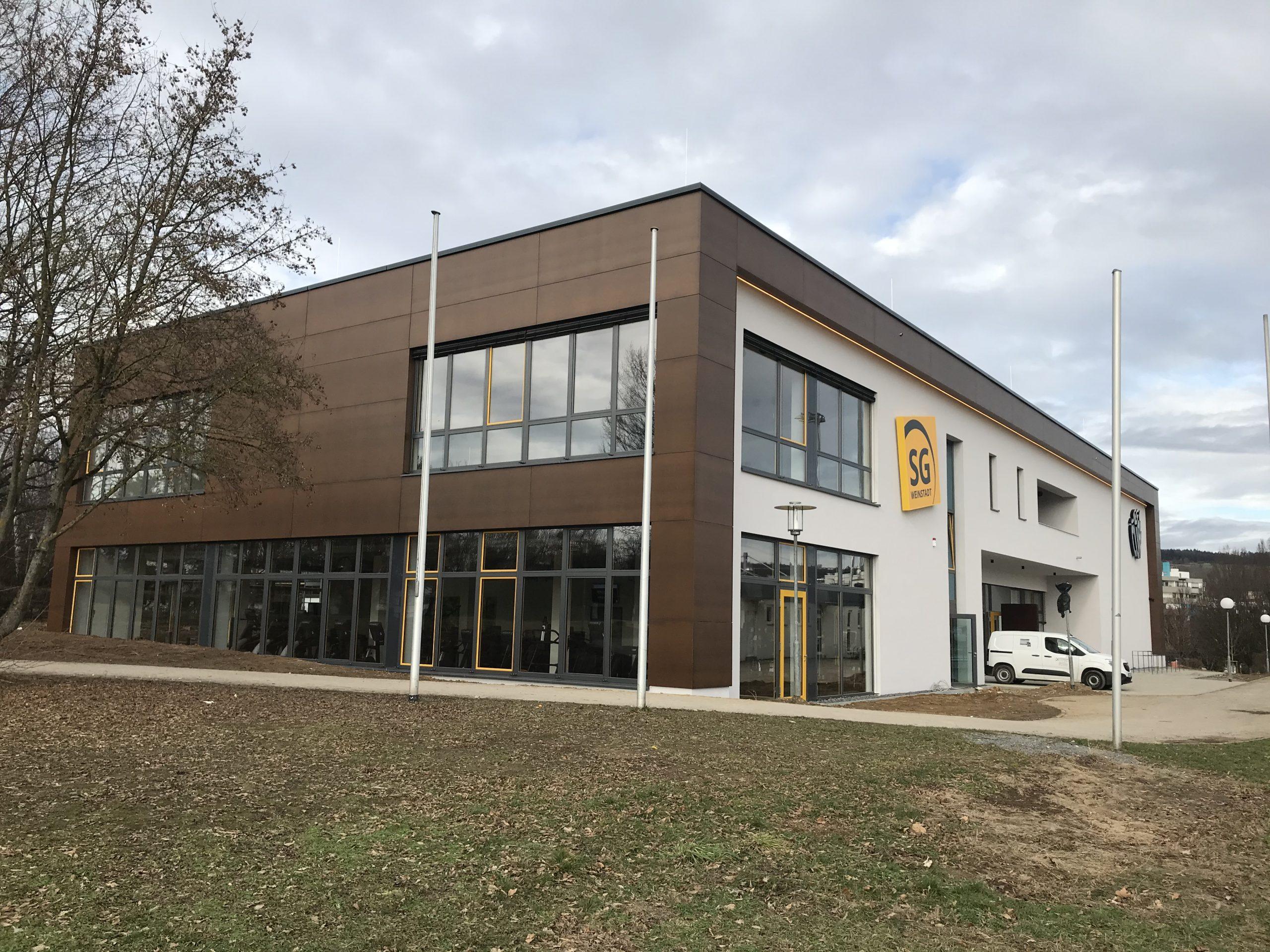 Sportvereinszentrum Weinstadt